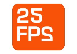 25FPS logo
